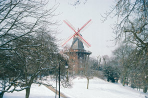 bremen wallmuehle winter